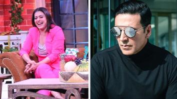 Karan Johar spills beans about Kajol's CRUSH on Akshay Kumar