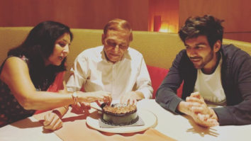 Kartik Aaryan gives a special gift on his father's birthday