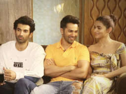 LAUGH RIOT Varun, Alia, Sonakshi & Aditya's MOST ENTERTAINING Rapid Fire Ever Kalank