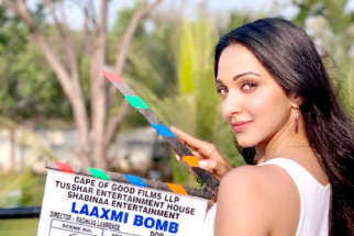 On The Sets from the movie Laaxmi Bomb
