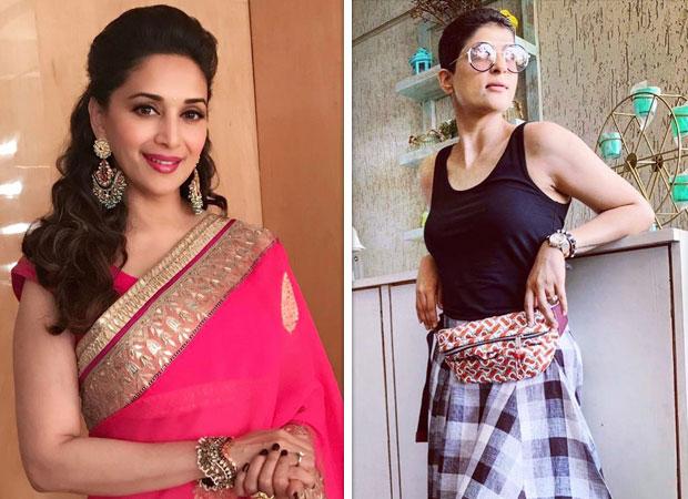 Madhuri Dixit will not be a part of the Tahira Kashyap directorial, Sharma Ji Ki Beti