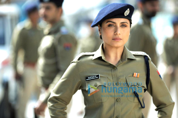 On The Sets Of The Movie Mardaani 2