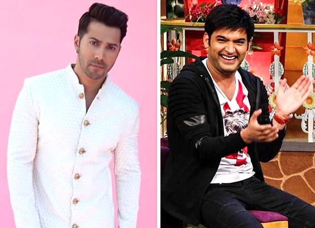 Kalank: Varun Dhawan says he will have 'underwear' as his political party's symbol on The Kapil Sharma Show