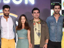 Poison Press Conference Arbaaz Khan Riya Sen Freddy Daruwala ZEE5 Original Part 1