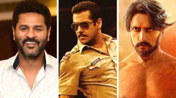 Prabhu Dheva reveals how Sudeep got the role of an antagonist in Dabangg 3