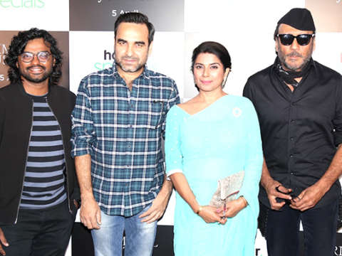 Red carpet of Hostar special Criminal Justice - Bollywood Hungama