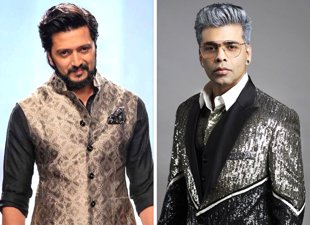 When Riteish Deshmukh exposed the hidden talent of Karan Johar right before the release of Kalank title track