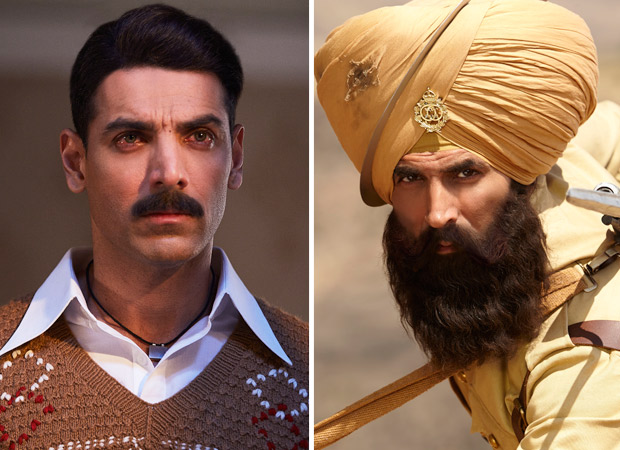 Romeo Akbar Walter Box Office Collections Day 5 The John Abrahan starrer Romeo Akbar Walter collects Rs. 2.75 crores, Kesari brings in Rs. 0.80 crores on Tuesday