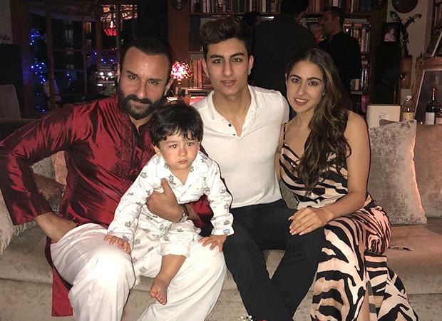 Saif Ali Khan's son, Ibrahim Ali Khan all set for a Bollywood career