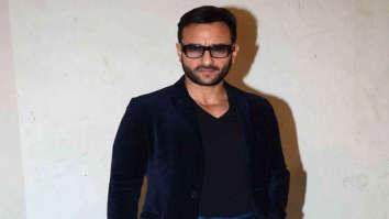 Saif Ali Khan begins shooting his next naughty-at-50 rom-com