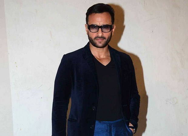 Saif Ali Khan begins shooting his next naughty-at-50 rom-com