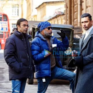 On The Sets Of The Movie Sardar Udham Singh