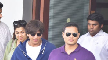 Shah Rukh Khan and family VOTES FOR Lok Sabha Elections 2019