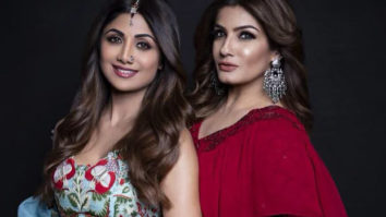 Shilpa Shetty and Raveena Tandon reunite on the sets of a reality show and the 90s kid in us is on cloud 9!
