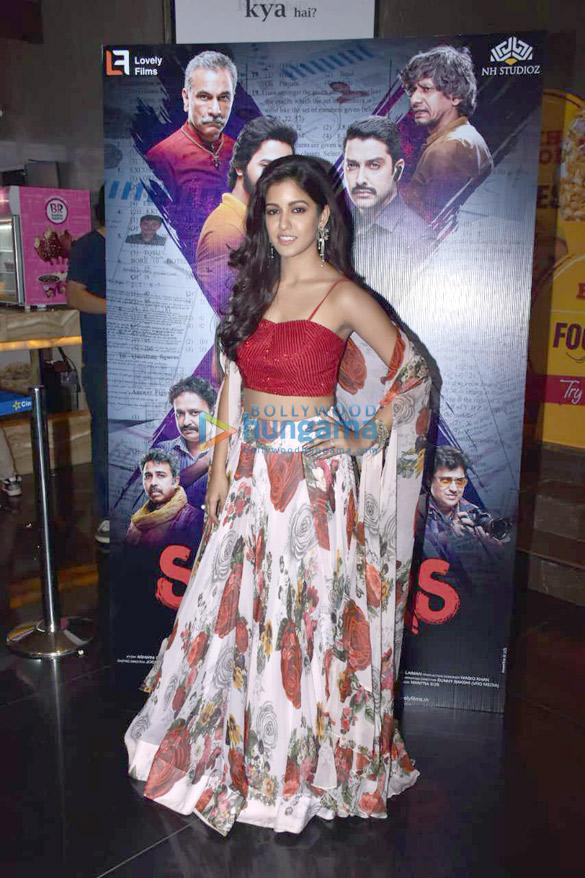 Shreyas Talpade, Ishita Dutta and Aftab Shivdasani grace the trailer launch of the film 'Setters' (2)