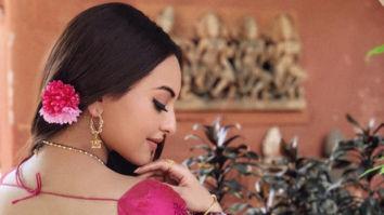 Sonakshi Sinha reveals her look as Rajjo for Salman Khan's Dabangg 3
