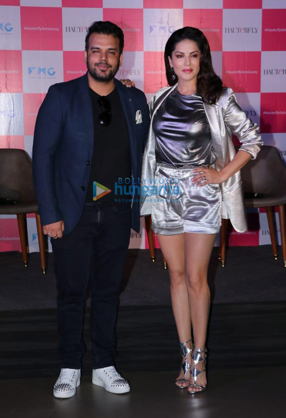 Sunny Leone announced as the face of the digital platform Hauterfly (6)