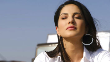 Sunny Leone casually does a headstand mid-air for a photoshoot and our jaws are on the floor!