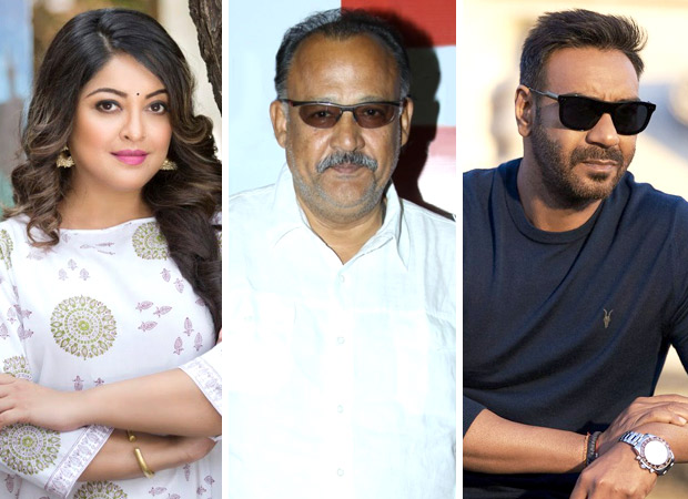 Tanushree Dutta on why she spoke out against Alok Nath's casting in Ajay Devgn starrer De De Pyaar De