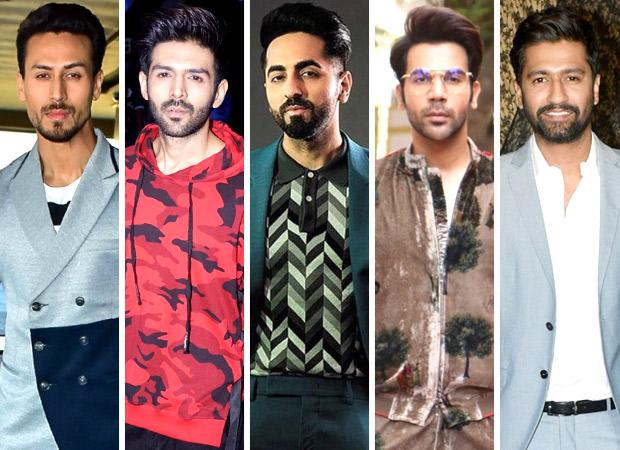 Tiger, Kartik, Ayushmann, Rajkummar, Vicky - Meet the young hit-maker heroes of Bollywood