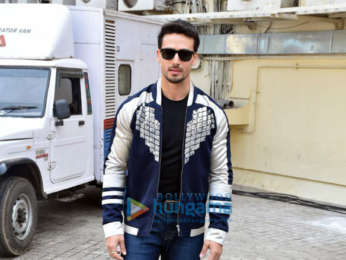 Tiger Shroff, Ananya Pandey and Tara Sutaria grace the trailer launch of the film 'Student Of The Year 2'