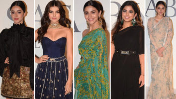 UNCUT Alia Bhatt, Tara Sutaria, Isha Ambani & others at Sabyasachi & Christian Louboutin Fashion Event