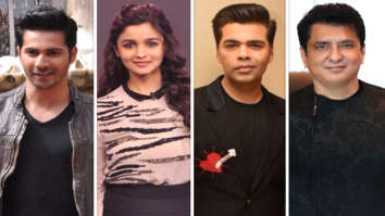 Varun Dhawan - Alia Bhatt set to make it four in a row with Karan Johar and Sajid Nadiadwala's Kalank
