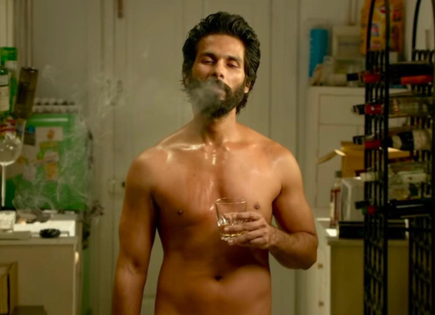 WHOA! Shahid Kapoor smoked over 20 cigarettes and beedis in a day for Kabir Singh