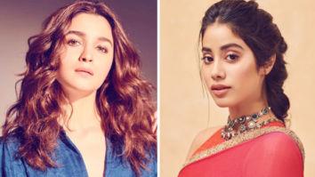 What's Your Pick Alia Bhatt in Flor et.al or Janhvi Kapoor in Manish Malhotra