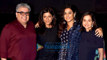 Zoya Akhtar, Vidya Balan and others snapped at Critics Choice Film Awards announcement