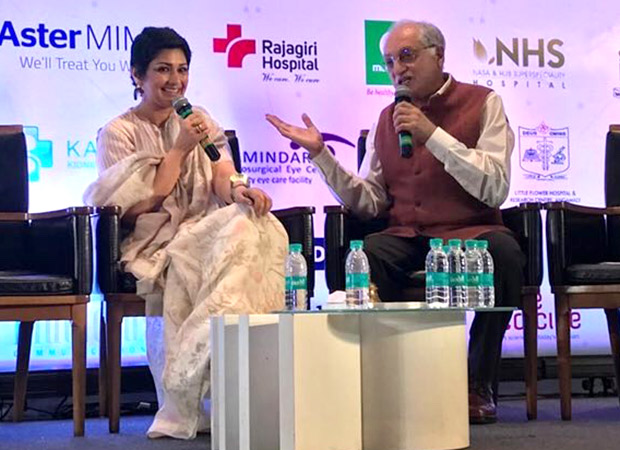Sonali Bendre talks about her journey of fighting cancer; advices women to take care of their body
