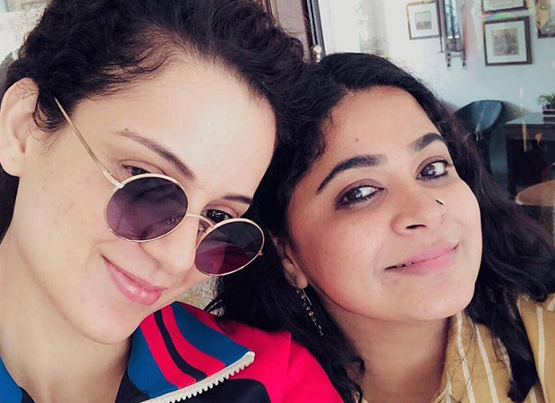Kangana Ranaut pens the SWEETEST message to her Panga director Ashwiny Iyer Tiwari and here's what she has to say!