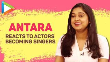 """Agar Alia Bhatt aur Main Acting Karenge to Fark Pata hi chal jayega"" Antara Mitra Musically Yours"