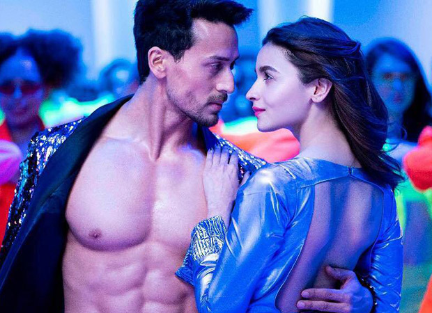 """""""It was very tough for me to match Alia Bhatt's dance steps"""" - Tiger Shroff on 'The Hook Up' song in Student Of The Year 2"""