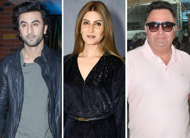 """""""My kids Ranbir and Ridhima have really shouldered my problems"""" - Rishi Kapoor opens about his battle with cancer for the first time"""