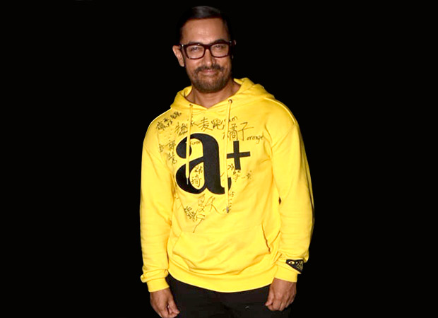 Aamir Khan receives special gift from his fans in China