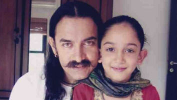 Aamir Khan shares a childhood photo of daughter Ira Khan on her 21st birthday