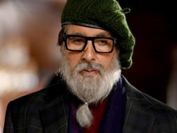 Amitabh Bachchan shares a new photo from Chehre, says he feels threatened by pain