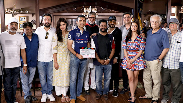 Anand Pandit's mystery thriller starring Amitabh Bachchan and Emraan Hashmi titled Chehre