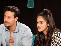 Ananya Pandey I don't wanna be Kebab Mein Haddi so I'd let Kartik & Sara... SOTY 2