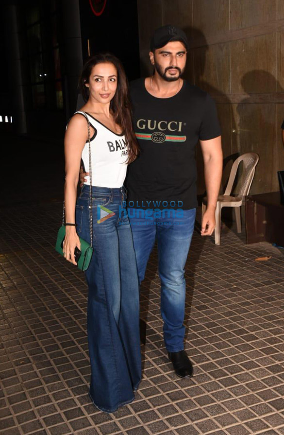 Arjun Kapoor, Malaika Arora and others grace the special screening of 'India's Most Wanted' (3)
