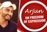 Arjun Kapoor On Freedom Of Expression Bolne Me Sau baar Sochna Padta We Are Soft targets