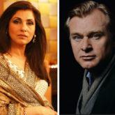 BREAKING Dimple Kapadia to star in Christopher Nolan directorial Tenet