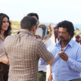 Bharat: Katrina Kaif shares behind the scenes glimpses with Salman Khan