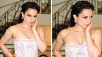Cannes 2019 Day 2: Kangana Ranaut mesmerizes with an elegant princess style white gown