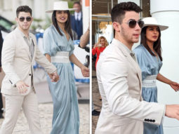 Cannes 2019 Day 2: Priyanka Chopra gives Grace Kelly vibes in ice blue gown, Nick Jonas joins her at Festival De Cannes
