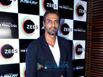 Photos: Celebs grace the success bash of the Zee5 series Abhay