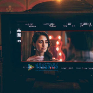 On The Sets from the movie Bharat