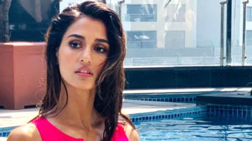 Disha Patani basks in the sun in a hot pink monokini and soars the temperature!