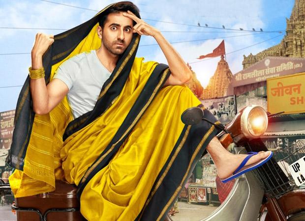 WOAH! Ayushmann Khurrana to be seen as Sita, Draupadi and Radha in the Nushrat Bharucha starrer Dream Girl!